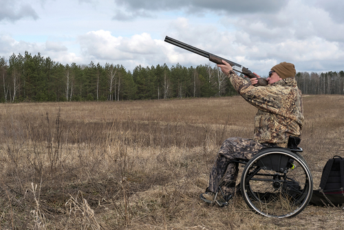 hunting with a disability